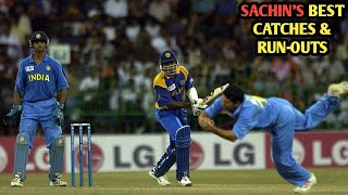 10 Times Sachin Did The Unthinkable In The Field ||