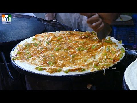 FAST FOOD DOSA | CHINESE SANDWICH DOSA | VERY RARE STREET FOOD IN INDIA |  4K VIDEO  | MUMBAI