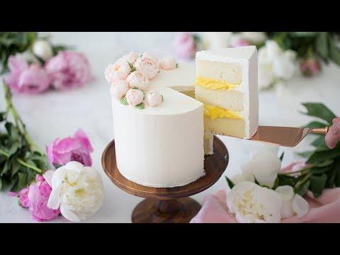 How to Make the Royal Wedding Cake