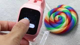 Hướng dẫn sử dụng đồng hồ thông minh trẻ em Kiddy Plus