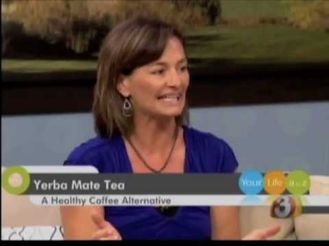 Video Dr. Theresa Ramsey | Yerba Mate Tea -- A Healthy, Delicious Coffee Alternative