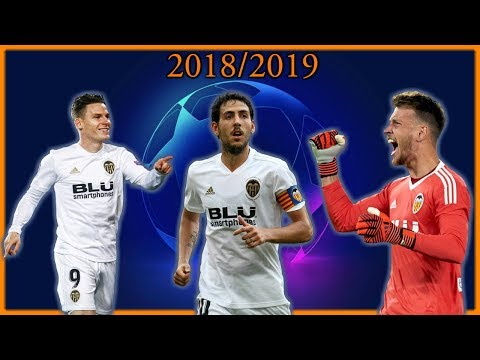 Valencia CF - Road to Champions League - 2018/19