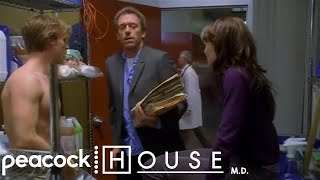 A Work Affair    House M.D.