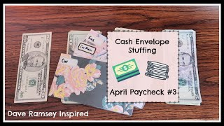 Cash Envelope Stuffing | Dave Ramsey Inspired