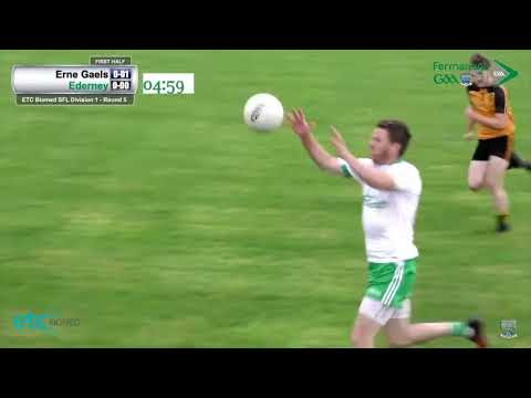 Fermanagh SFL LIVE: Erne Gaels v Ederney St Joseph's - Sunday 16th August 3:30pm