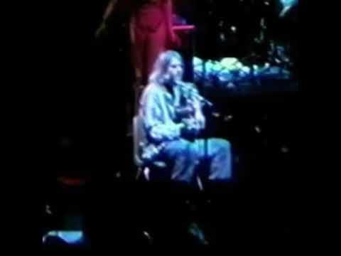 Kurt Cobain stops a sexual assault