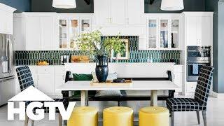 Tour the Kitchen | HGTV Smart Home (2019) | HGTV