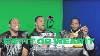 Content of the Week: BKRTV Presents THE EAT IT OR WEAR IT CHALLENGE