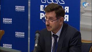 Михаил Галахов избран руководителем регионального отделения партии «Единая Россия»