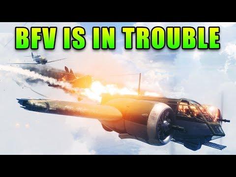 Battlefield V Is In Trouble