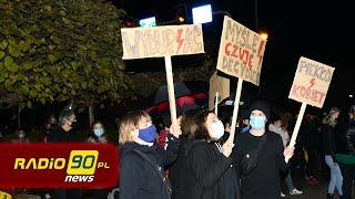 INFO Z REGIONU:  RYDUŁTOWY Protest kobiet [28.10.2020]