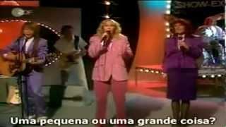 ABBA- The Winner Takes it All  (Legendado em Português)