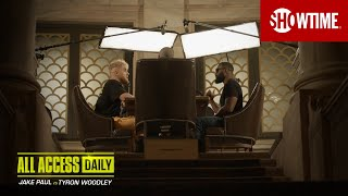 ALL ACCESS DAILY: Paul vs. Woodley   Part 3   SHOWTIME PPV