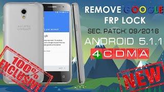 FRP ALCATEL 5017B - ฟรีวิดีโอออนไลน์ - ดูทีวีออนไลน์ - คลิปวิดีโอฟรี