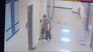 Teacher Grabs Kindergartner By Face