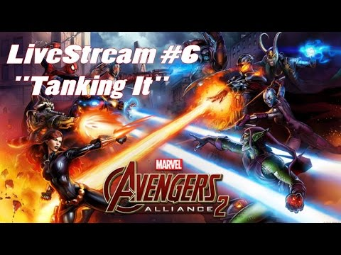 Marvel: Avengers Alliance 2 (by Marvel Entertainment)  - iOS / Android - HD LiveStream #6 | MTW