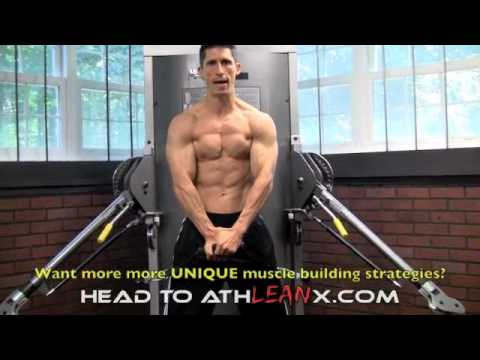 Cable Inner Chest Press