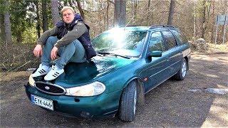 Купил авто за 500е. Едем в путешествие по Финляндии.