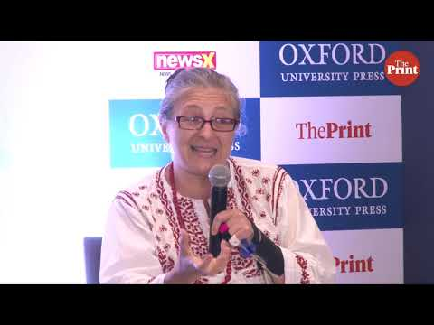 Christine Fair's session on Understanding the Lakshar-e-Taiba at South Asia Conclave, 2019