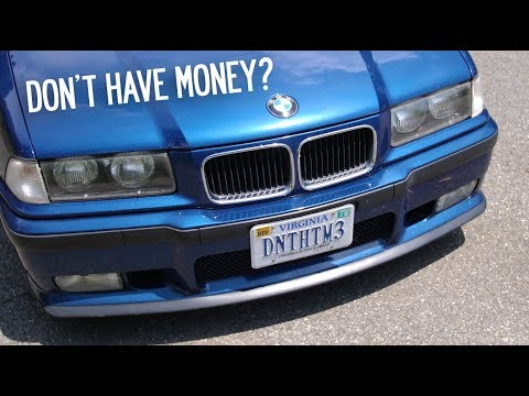 Can you be into cars on a budget? [4k]