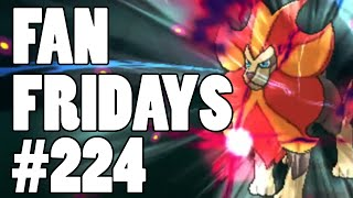 Pokemon Omega Ruby & Alpha Sapphire Battle Showcase! Fan Fridays #224 Si - Choloro-Power