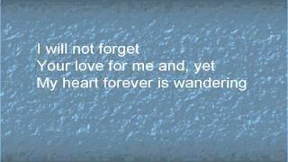 Thy Word (with lyrics)