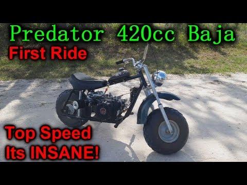 Download 420cc Mini Bike Build Pt 2 Video 3GP Mp4 FLV HD Mp3