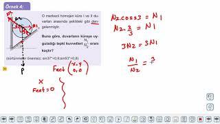 Eğitim Vadisi 11.Sınıf Fizik 14.Föy Denge ve Denge Şartları 1 Konu Anlatım Videoları