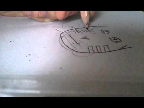 Drawing naruto sage of six paths mode