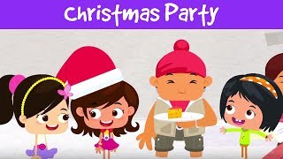 Christmas Party | क्रिसमस पार्टी | Christmas Stories For Kids | Christmas Story | Jalebi Street - Download this Video in MP3, M4A, WEBM, MP4, 3GP