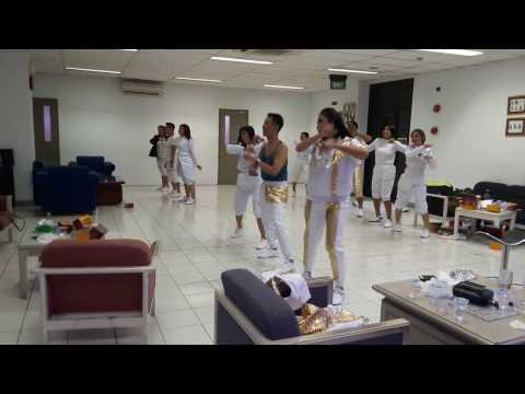 BRI HUT DANCE COMPETITION KW JAKONE 2016