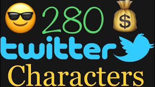 Twitter 280 Characters, How To Get It Early