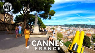 Cannes Old Town - 🇫🇷 France - 4K Virtual Tour