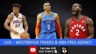 NBA Now: Free Agency & Trade Buzz (July 11th)
