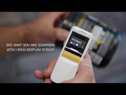 Unitech MS926 Wireless Pocket Scanners video thumbnail