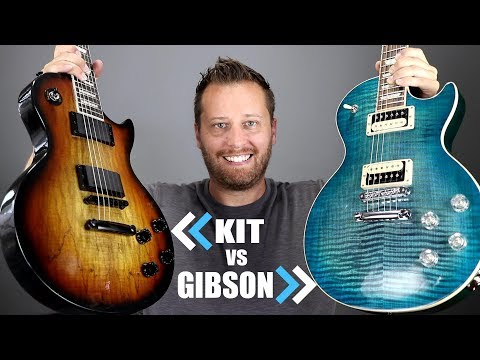 Les Paul Copy vs $3000 GIBSON! - Can you Hear the Difference??