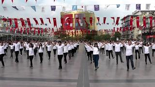 Flashmob Zeybek / AYDIN EFELER HALK EĞİTİM MERKEZİ