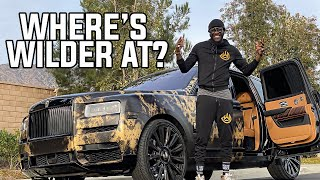 WHERE'S DEONTAY WILDER AT? Still more questions than answers