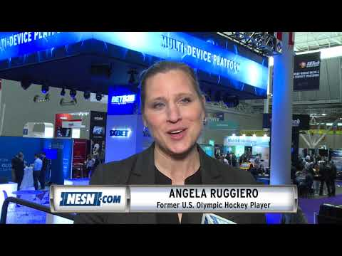 Angela Ruggiero On View Of Sports Betting As A Former Athlete