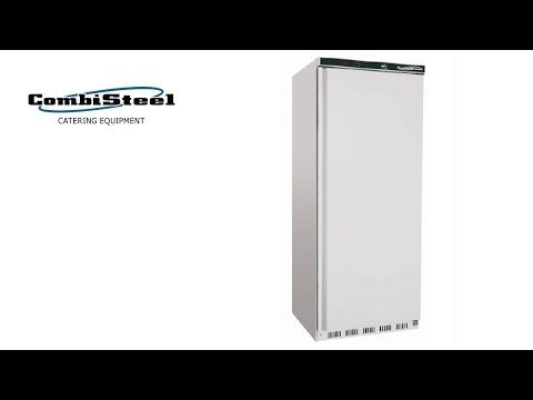 video 1, Armoire frigorifique 4 x GN2 1 ventilée 570L