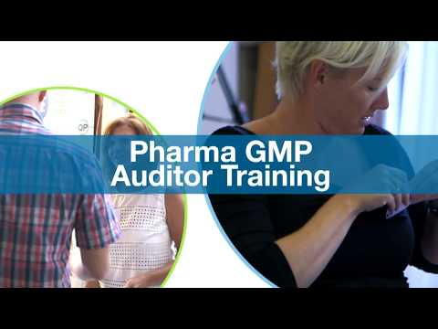 GMP Auditor Training   Pharma Biotech - YouTube