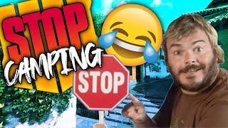 """NEW """"STOP SIGN"""" DLC MELEE WEAPON CAN'T STOP ME 😂"""