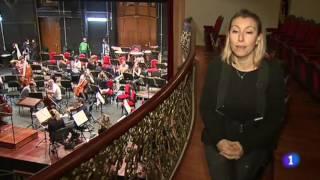 Mahler Chamber Orchestra - Reportaje para TVE sobre Feel the Music en el FIMC