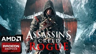 Assassins Creed Rogue Gameplay on Low End PC (AMD A6, Radeon R4 Graphics)