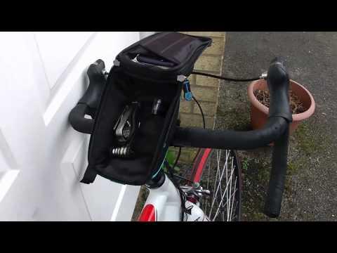 Fahrrad Lenkertasche Telefon und Fahrrad Tasche Handyhalter