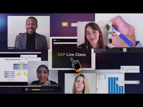 SAP Classroom Training and SAP Live Class - Spanish - YouTube