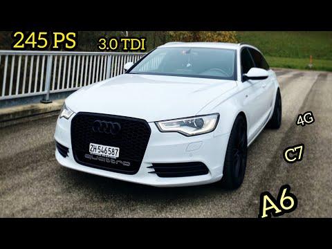 """Mein Fahreindruck und Fazit zum  2014er Audi A6 (C7 4G ) """"Der Autobahn Gott""""❗️"""