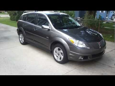 2012-09-09 Video of 2006 Pontiac Vibe AWD with Stock alloy wheels