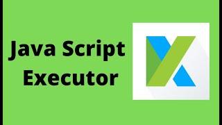 javascript executor in katalon |How to execute javascript in katalon studio