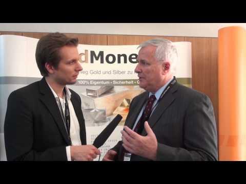 GoldMoney-Gründer James Turk über goldige Krisenzeiten